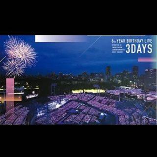 乃木坂46<br>「6th YEAR BIRTHDAY LIVE」