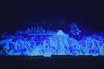 砂の美術館<br>砂と光の幻想曲(ファンタジア) FROZEN WORLD