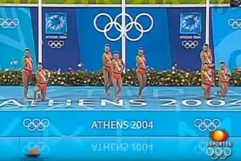 2004年 アテネ五輪 <br>日本代表 チーム